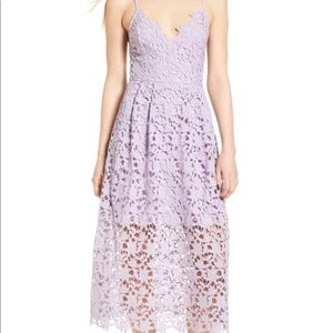 ASTR Lace Midi Dress ONLY WORN ONCE